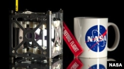 NASA's PhoneSat project has won Popular Science's 2012 Best of What's New Award for innovation in aerospace. PhoneSat will demonstrate the ability to launch one of the lowest-cost, easiest-to-build satellites ever flown in space -- capabilities enabled by