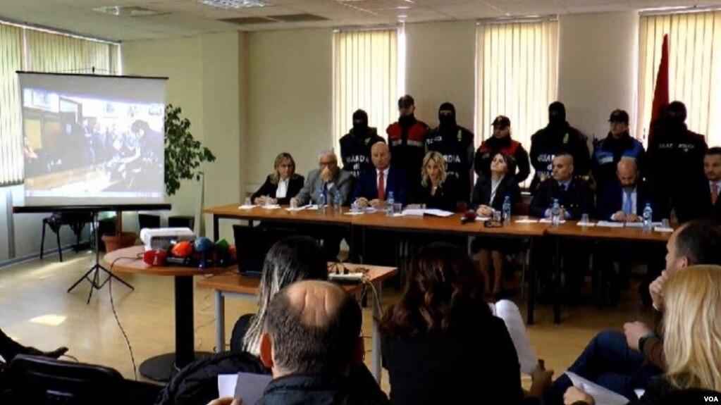 Shqipëri-Itali, goditen 4 organizata kriminale