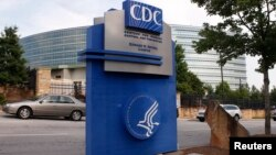 The Centers for Disease Control's main facility in Atlanta, Georgia, June 20, 2014.