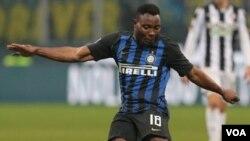 Kwadwo Asamoah-Inter Milan