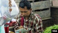 Burmese merchant