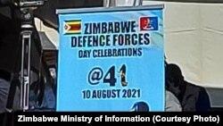 Zimbabwe Defence Forces Day.