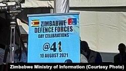 Zimbabwe Defence Forces Day. (Umfanekiso siwuphiwe ngabogatsha lukahulumende lwezokwethulwa kwemibiko)