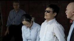 2012-05-20 美國之音視頻新聞: 陳光誠已經抵達美國並會見傳媒