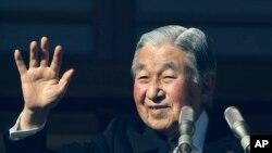 امپراطور ژاپن ۸۴ ساله شد.