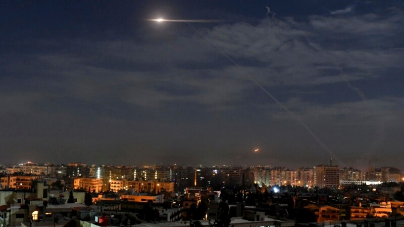 ئیسرائیل هێرشێکی ئاسمانی و موشەکی لە دژی بنکەکانی ئێران لە سوریا ئەنجام دەدات