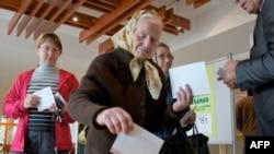 В Латвии выбирают новый парламент