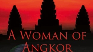 "The cover of the ""A Woman of Angkor"""