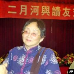 台湾女作家施寄青