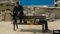 Кадр из фильма «Омар»
