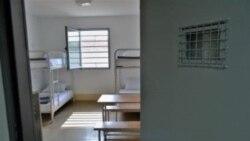 Prisão de Viana tem condições minimas dizem autoridades anglanas -1:56