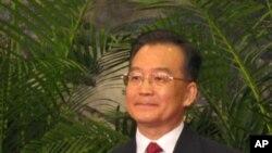 中国国务院总理温家宝