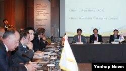 '북한자유이주민인권을 위한 국제의원연맹(IPCNKR)' 제13차 총회가 30일 서울에서 열렸다.