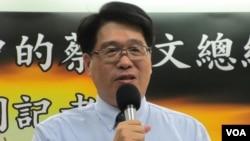 台灣民意基金會董事長游盈隆(資料照片)