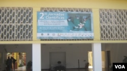 Universidade da Faculdade de Medicina, Malanje