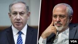 Netanyahu û Zarif