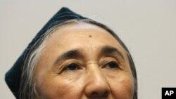 維吾爾族活動人士熱比婭(資料圖片)