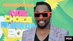 """Will.i.am, el cantante de Eyed Peas, fue seleccionado """"por su esfuerzo para convencer a los niños afroestadounidenses, que la ciencia y la tecnología son divertidas""""."""