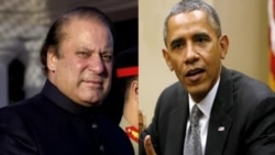 Pakistani PM in Washington for High-Level Meetings