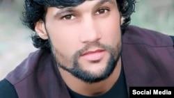 'وائس آف گردیز' کا رپورٹر نادر شاہ صاحبزادہ جسے گزشتہ ماہ قتل کر دیا گیا۔
