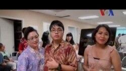 Wisuda Siswa Autisme Indonesia di AS - Liputan Feature VOA