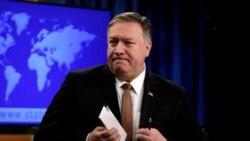 """Une intervention militaire américaine au Venezuela """"possible si nécessaire"""" selon Pompeo"""