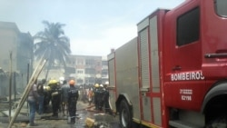 Residentes de Nampula queixam-se dos bombeiros