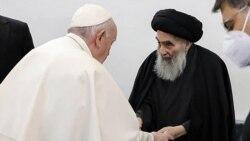 Le pape conclut sa visite historique en Irak