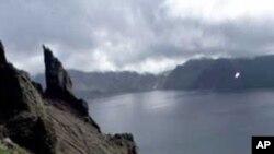 백두산 천지 (자료사진)