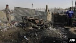 Զինյալները հրթիռներ են արձակել Աֆղանստանի մայրաքաղաքում