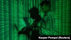 Individu dan perusahaan China memperoleh keuntungan dari pencurian rahasia dagang lewat peretasan terhadap Amerika (foto: ilustrasi).
