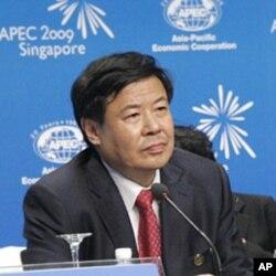 中国财政部部长助理朱光耀