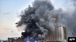 """""""Une source de chaleur très élevée"""" aurait causé l'explosion de Beyrouth, selon le professeur Yanga Dijiba"""