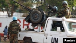 UN Central African Republic (File)