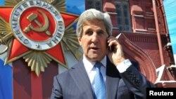 Sakataren Harkokin Wajen Amurka John Kerry