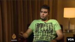 öldürülen Suriyeli gazeteci