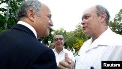 Родриго Мальмьерка (справа)
