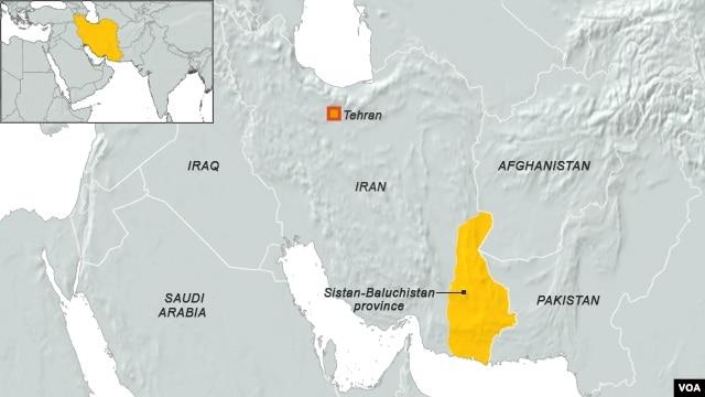 Sistan-Baluchustan province, Iran