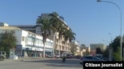 Cidade Benguela. Foto: Bartolomeu Eduardo