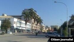 Cidade Benguela, Foto Bartolomeu Eduardo.