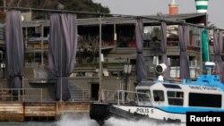 İstanbul'un ünlü gece kulübü Reina'ya yılbaşında düzenlenen IŞİD saldırısında 39 kişi hayatını kaybetmişti