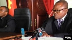 Juiz Domingos Chingomba, Tribunal Provincial do Namibe