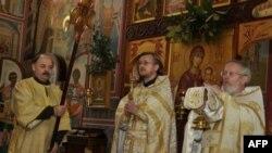 Православное Рождество в Вашингтоне