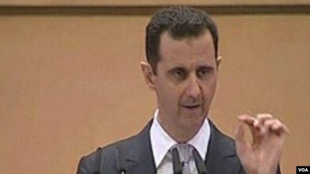 Damasco respondió rápidamente la advertencia de EE.UU. sobre las armas químicas.