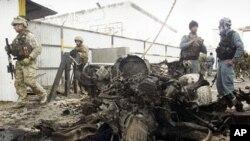 افغانستان: خودکش حملے میں سات ہلاک