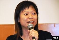 天主教正義和平委員會幹事孔令瑜