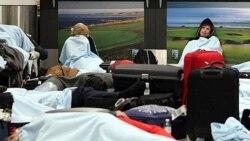 فوران آتشفشان در ايسلند منجر به لغو پروازهای اروپايی شده است