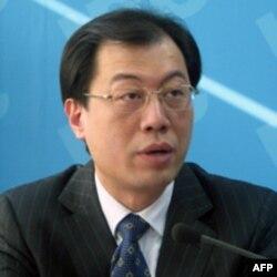 中国外交部国际合作司参赞杨涛