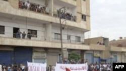 სირიაში დემოკრატ აქტივისტებს აპატიმრებენ
