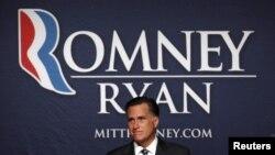 Predsednički kandidat republikanske stranke Mit Romni